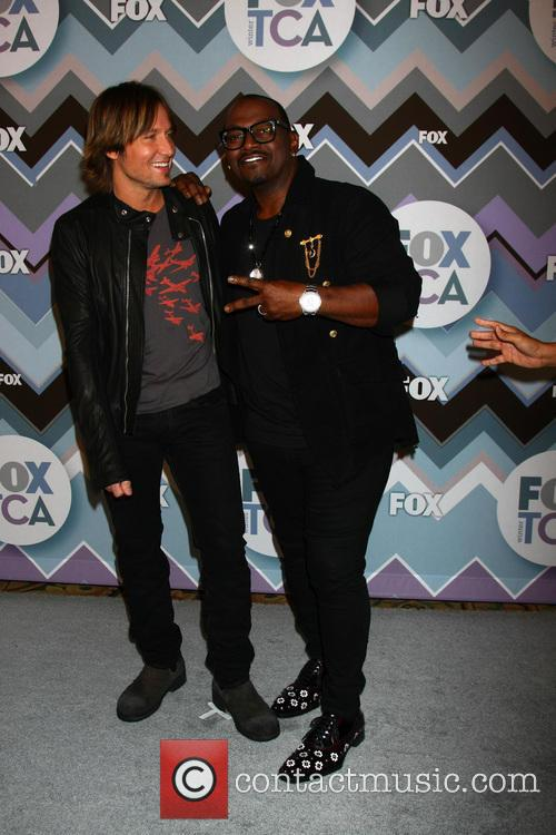 Keith Urban and Randy Jackson 7