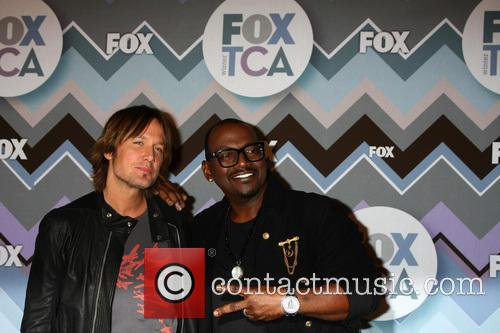 Keith Urban and Randy Jackson 5