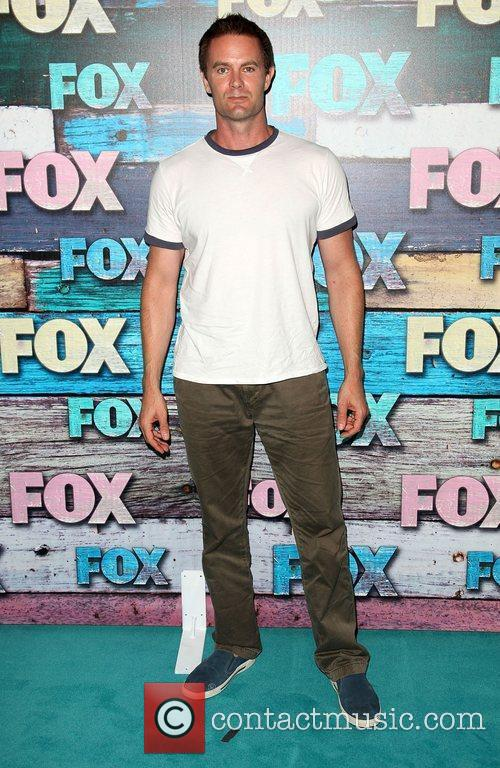 Garret Dillahunt Fox All-Star party held at Soho...