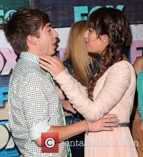 kevin mchale and lea michele fox all 4004295