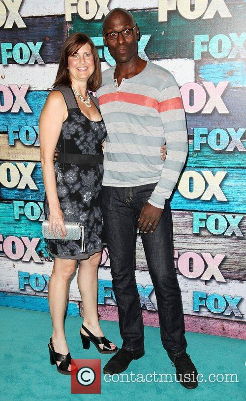 Lance Reddick and Guest Fox All-Star party held...