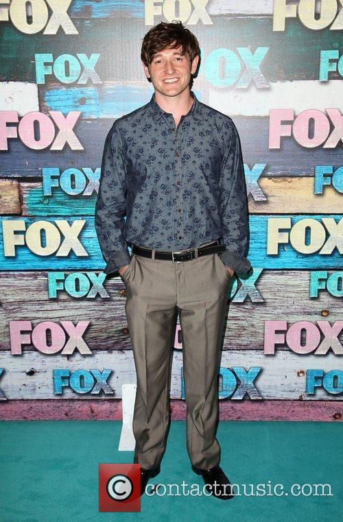 Lucas Neff Fox All-Star party held at Soho...
