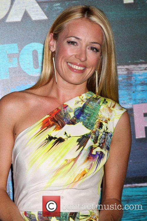 Cat Deeley Fox All-Star party held at Soho...