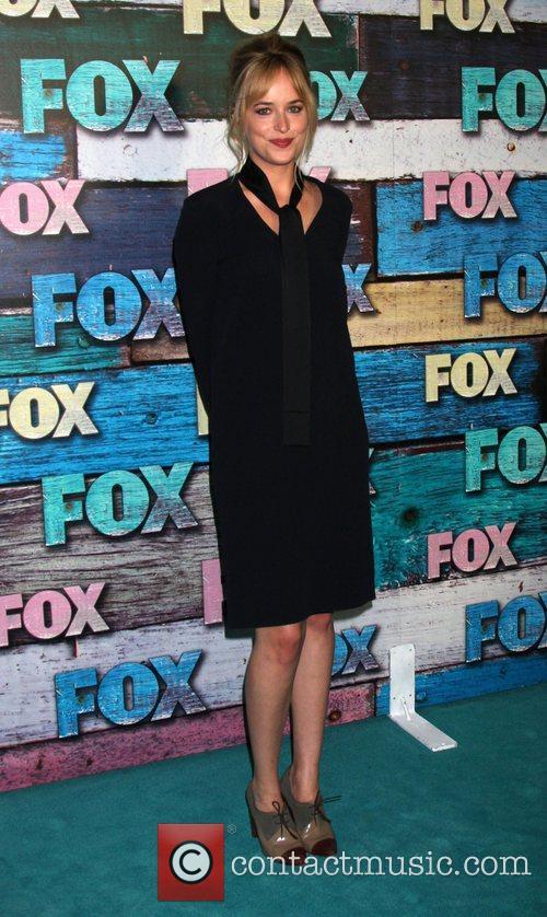 Dakota Johnson Fox All-Star party held at Soho...