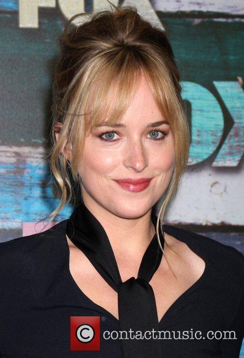 Dakota Johnson Anastasia Steele