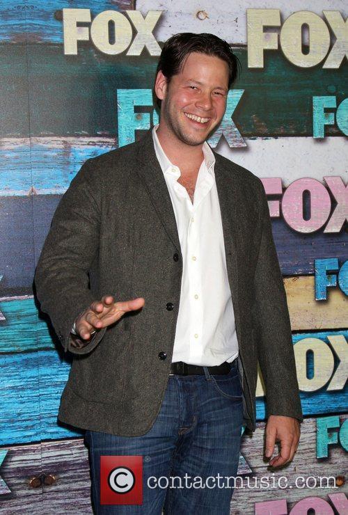 Ike Barinholtz Fox All-Star party held at Soho...