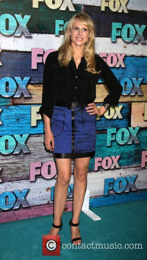 Lucy Punch Fox All-Star party held at Soho...