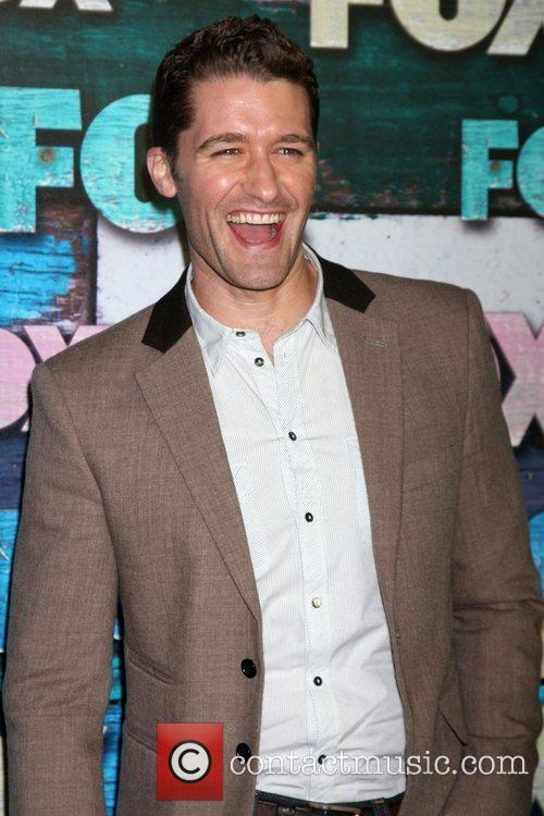 Matthew Morrison Fox All-Star party held at Soho...