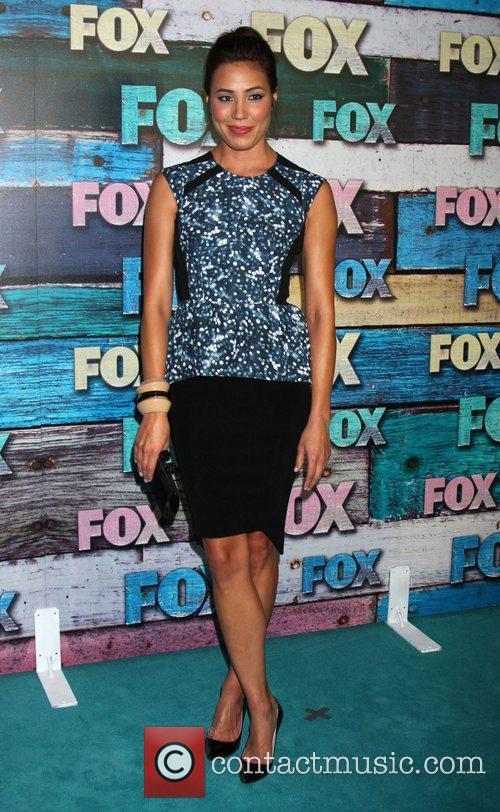Michaela Conlin Fox All-Star party held at Soho...
