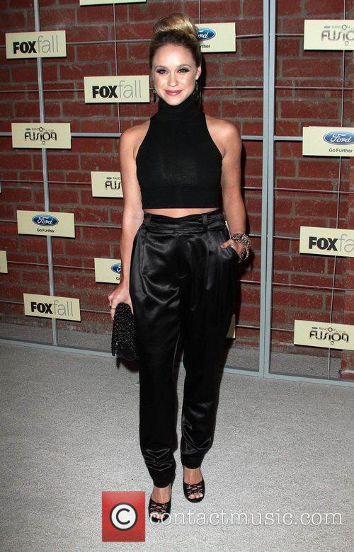 Becca Tobin  FOX Fall Eco-Casino Party at...