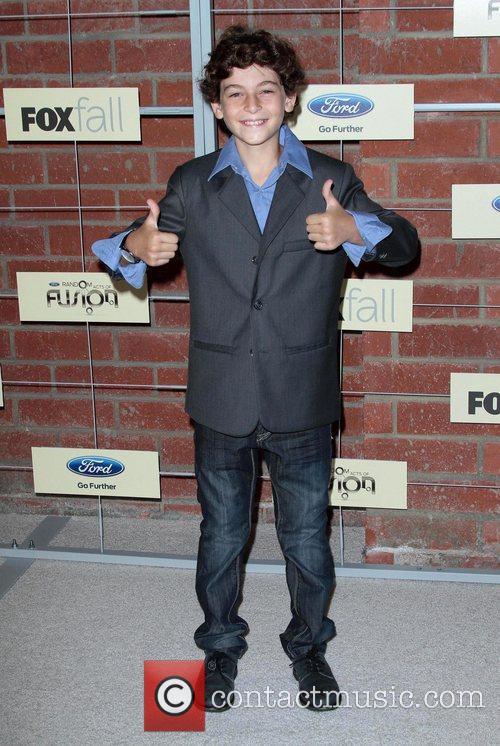 David Mazouz  FOX Fall Eco-Casino Party at...