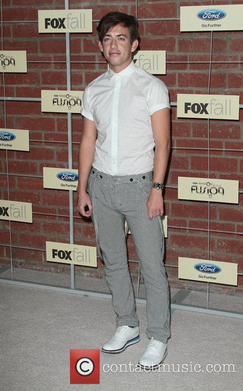 Kevin McHale  FOX Fall Eco-Casino Party at...