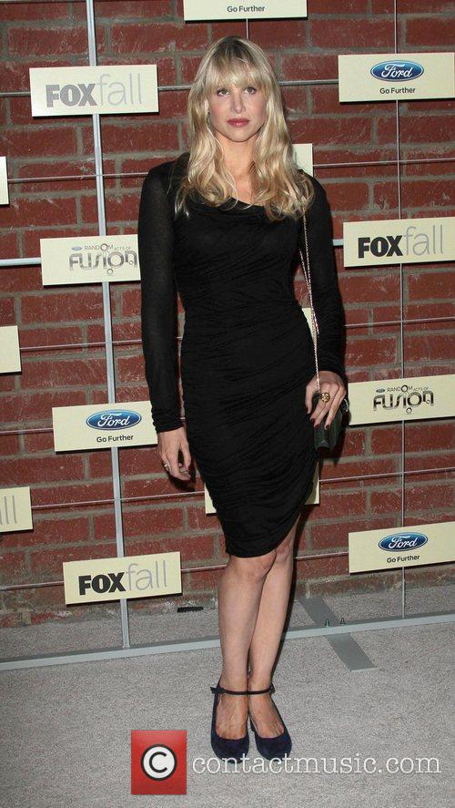 Lucy Punch  FOX Fall Eco-Casino Party at...