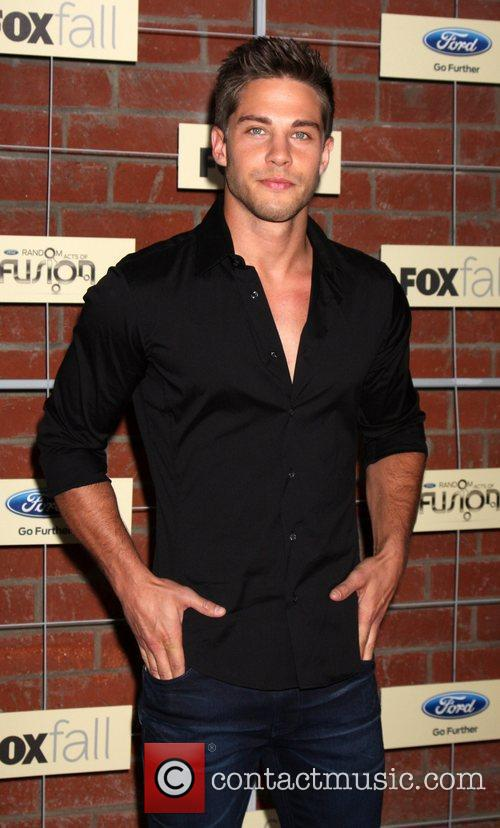 Dean Geyer FOX Fall Eco-Casino Party at The...