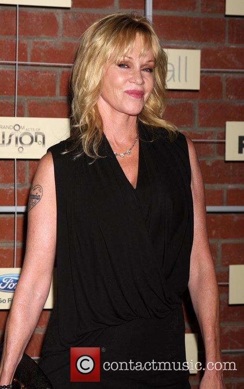 Melanie Griffith FOX Fall Eco-Casino Party at The...