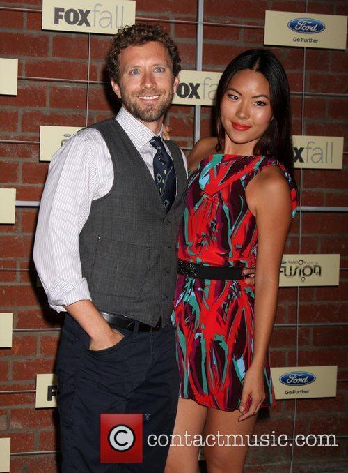 TJ Thyne  FOX Fall Eco-Casino Party at...