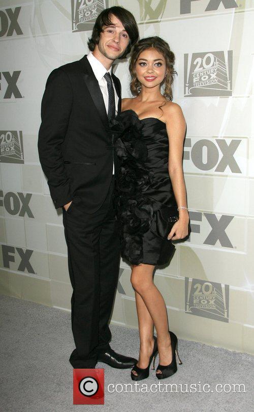 Sarah Hyland and boyfriend Matt Prokop Twentieth Century...