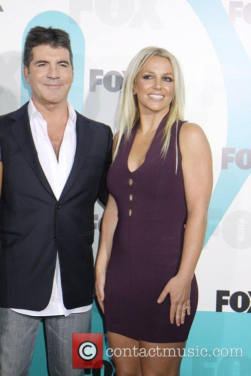 Simon Cowell 2012 Fox Upfront Presentation held at...