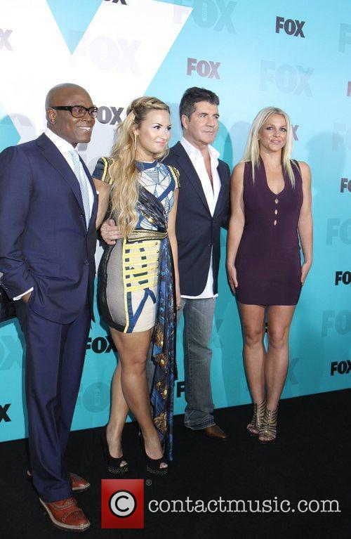 2012 Fox Upfront Presentation held at the Wollman...