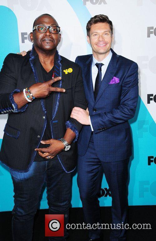 Randy Jackson and Ryan Seacrest 2