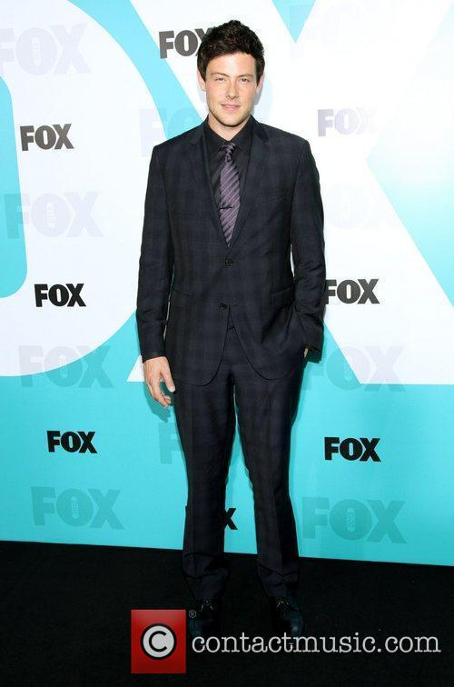 Cory Monteith  2012 Fox Upfront Presentation held...
