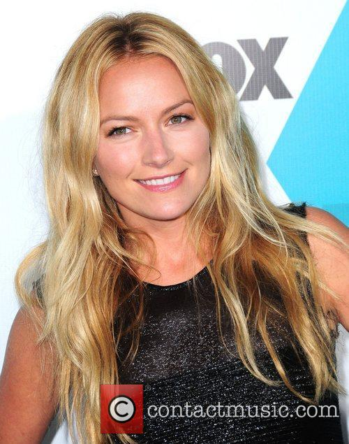 becki newton 2012 fox upfront presentation held 3881640