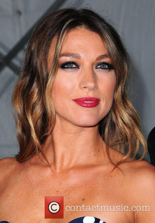 natalie zea 2012 fox upfront presentation held 3881644
