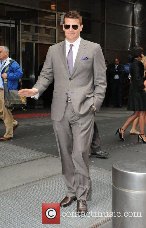 David Boreanaz 1