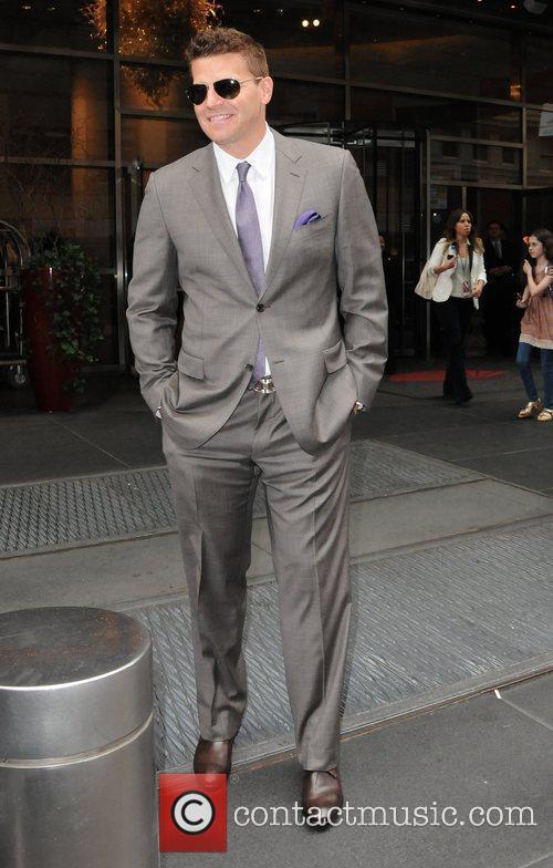 David Boreanaz 4