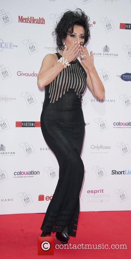 The FiFi UK Fragrance Awards 2012 held at...