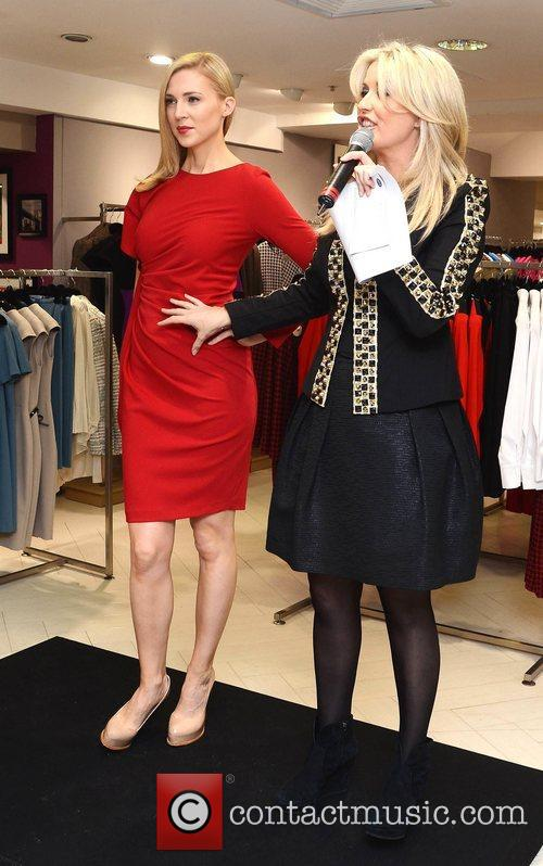 Sarah McGovern, Lisa Fitzpatrick Fashion brand 'Fran &...