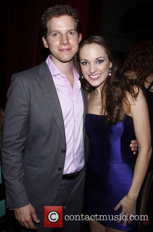 Stark Sands and Laura Osnes 5