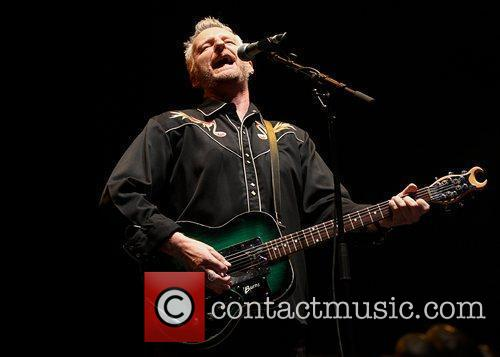 Billy Bragg and Wembley Arena 4
