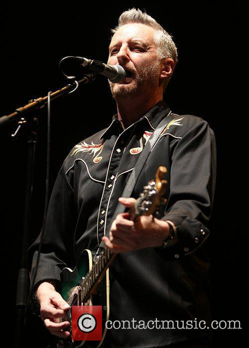 Billy Bragg and Wembley Arena 1