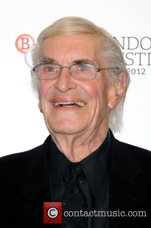 Martin Landau 56th BFI London Film Festival -...