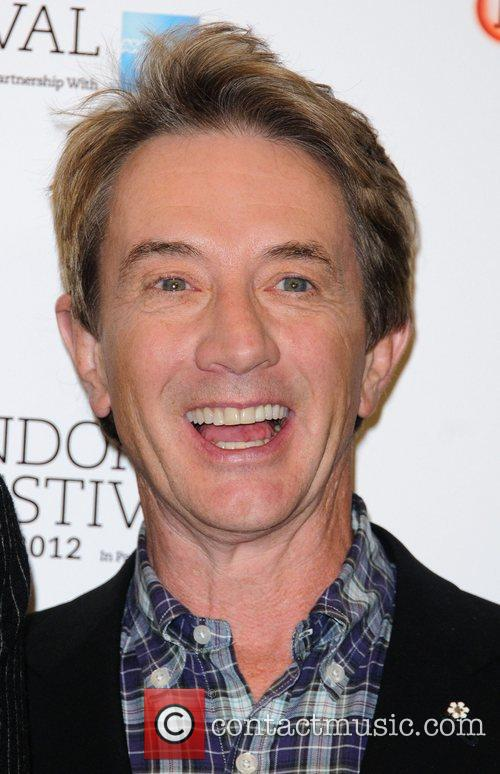 Martin Short 56th BFI London Film Festival -...