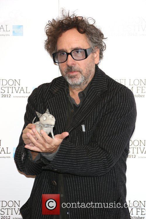 tim burton 56th bfi london film festival  4120460