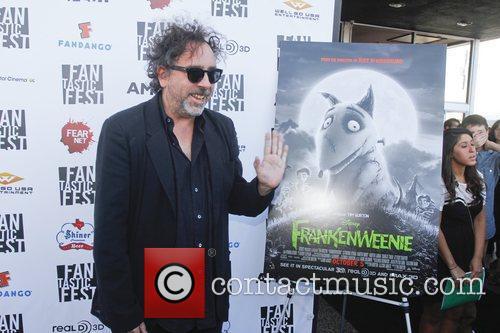 Fantastic Fest's opening night World Premiere screening of...