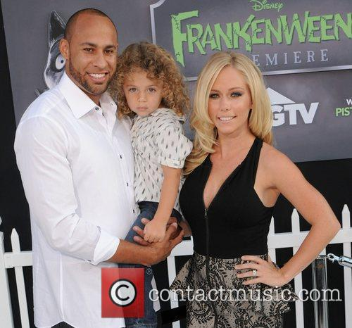 Kendra Wilkinson and Hank Baskett 1