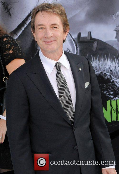 martin short disneys frankenweenie premiere at the 4097290