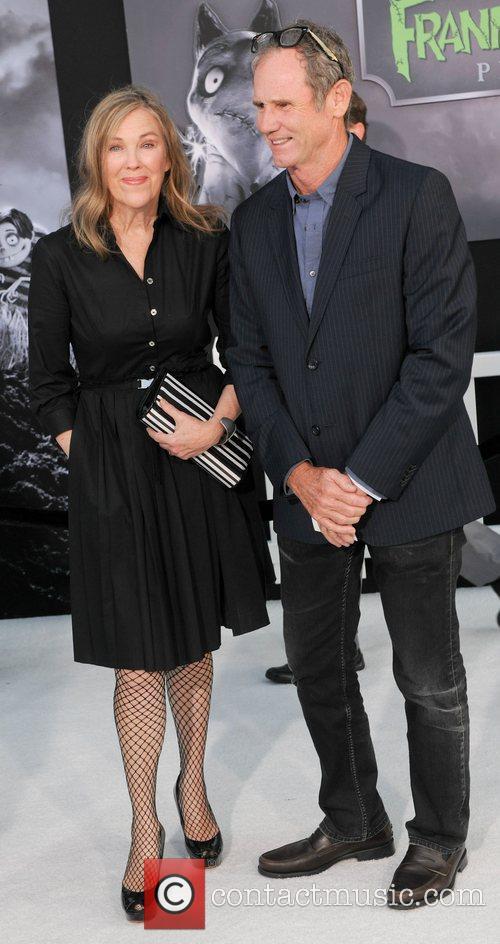 Catherine O'Hara and Husband Bo Welch Disney's 'Frankenweenie'...