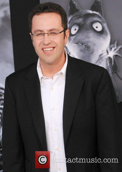 Jared Fogle Disney's 'Frankenweenie' premiere at the El...