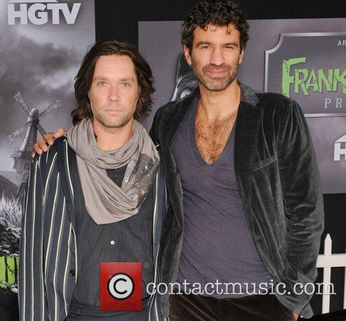 Rufus Wainwright and Jorn Weisbrodt 2