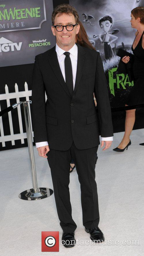 tom kenny disneys frankenweenie premiere at the 4097504