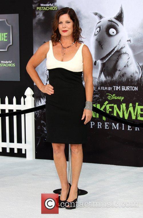 Marcia Gay Harden Disney's 'Frankenweenie' premiere at the...
