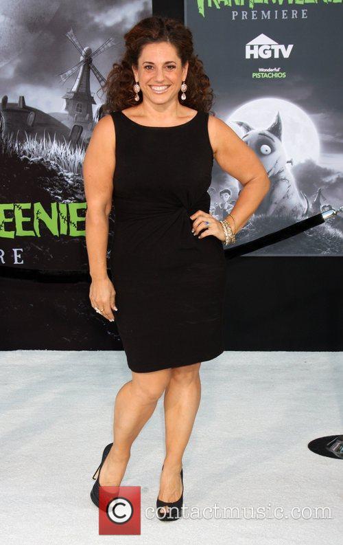 Marissa Jaret Winokur  Disney's 'Frankenweenie' premiere at...