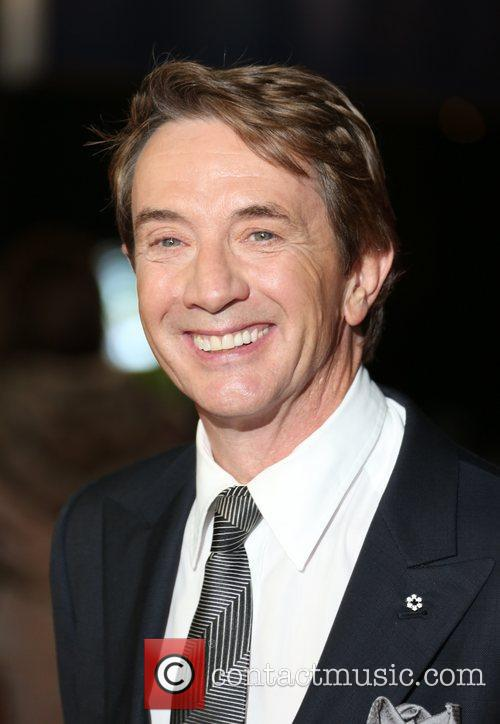 Martin Short 56th BFI London Film Festival- Frankenweenie...
