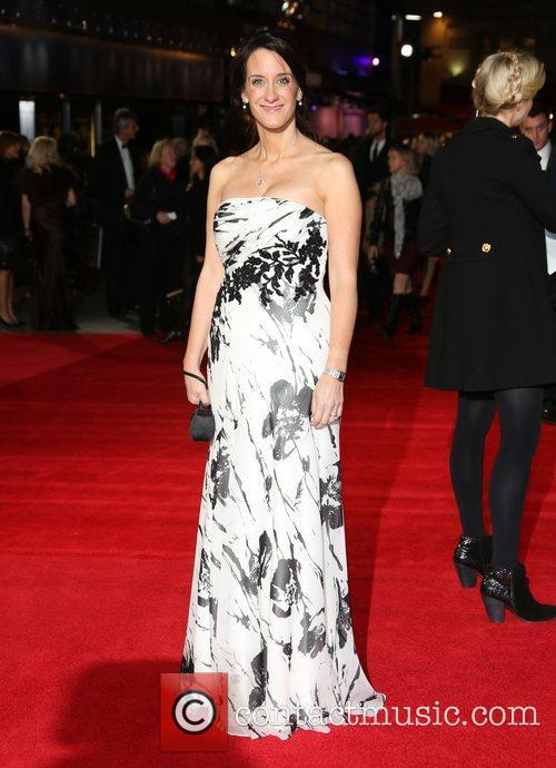 Allison Abbate 56th BFI London Film Festival- Frankenweenie...