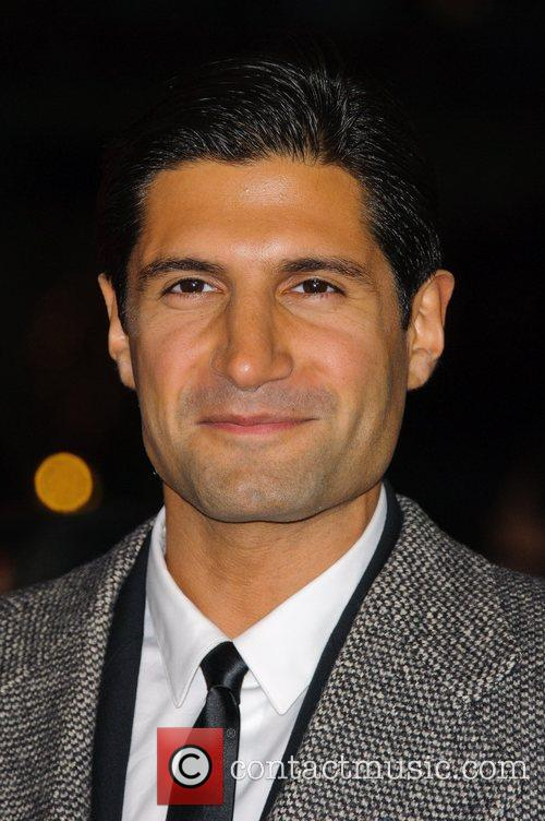 Kayvan Novak 56th BFI London Film Festival- Frankenweenie...