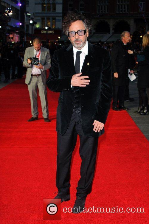 56th BFI London Film Festival- Frankenweenie premiere -...